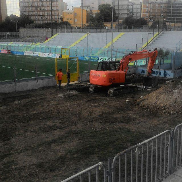 Stadio nicola De Simone - Siracusa(SR)